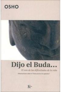 Papel Dijo El Buda ...