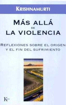 Libro Mas Alla De La Violencia