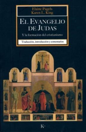 Libro El Evangelio De Judas