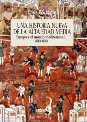 Papel Historia Nueva De La Alta Edad Media, Una
