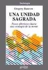 Papel UNA UNIDAD SAGRADA-PASOS ULTERIORES HACIA UNA ECOLOGIA