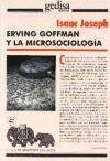 Papel ERVING GOFFMAN Y LA MICROSOCIOLOGIA