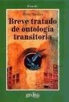 Papel BREVE TRATADO DE ONTOLOGÍA TRANSITORIA
