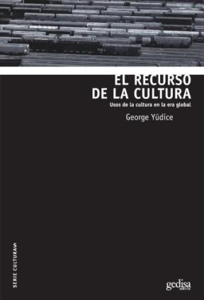 Papel RECURSO DE LA CULTURA, EL