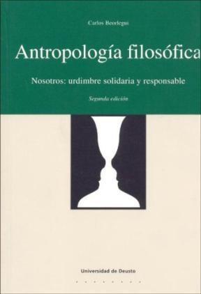 Papel ANTROPOLOGIA FILOSOFICA
