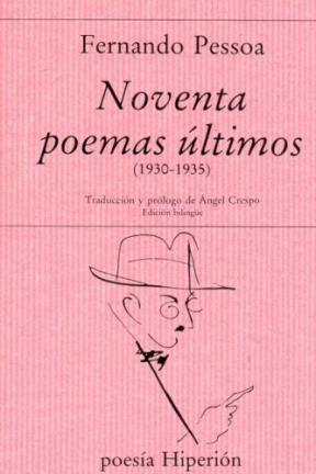 Papel NOVENTA POEMAS ULTIMOS 1930-1935
