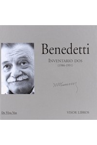 Papel Inventario Dos C/Cd.(1986 - 1991)