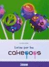 Papel Loco Por Los Cakepops
