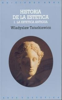 Papel Historia De La Estetica I La Estetica Antigu
