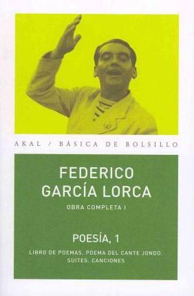 Papel OBRA COMPLETA FEDERICO GARCIA LORCA
