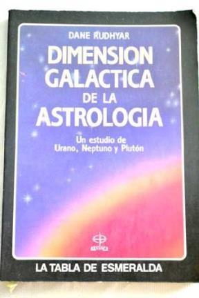 Papel DIMENSION GALACTICA DE LA ASTROLOGIA (TABLA DE ESMERALDA)