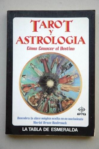 Papel TAROT Y ASTROLOGIA (TABLA DE ESMERALDA)