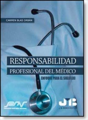 E-book Responsabilidad Profesional Del Médico