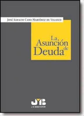 E-book La Asunción De Deuda