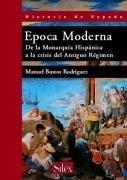 Papel EPOCA MODERNA . DE LA MONARQUIA A LA CRISIS