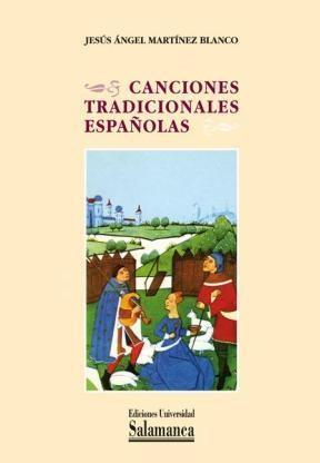 E-book Canciones Tradicionales Españolas
