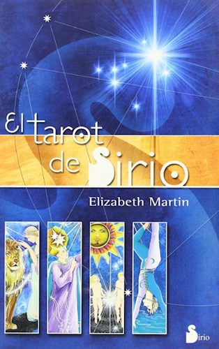 Libro El Tarot De Sirio