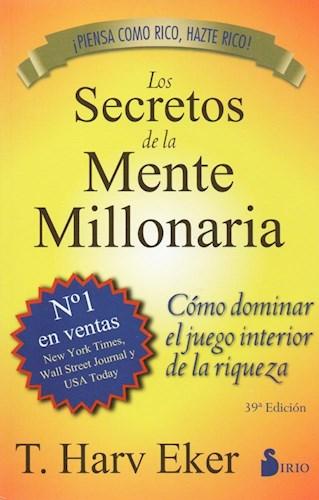 Libro Los Secretos De La Mente Millonaria