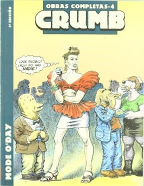 Papel CRUMB N§ 4: MODE O DAY