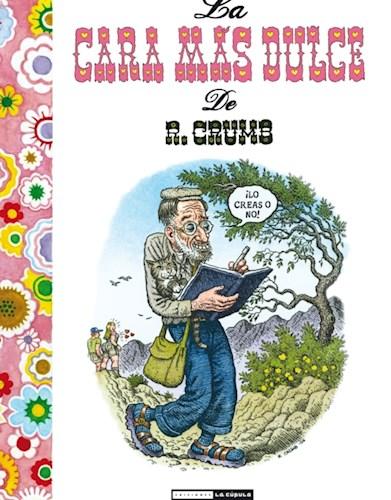 Papel LA CARA MAS DULCE DE R. CRUMB