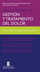 Papel Manual Oxford De Gestión Y Tratamiento Del Dolor