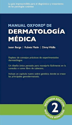 Papel Manual Oxford de Dermatología Médica