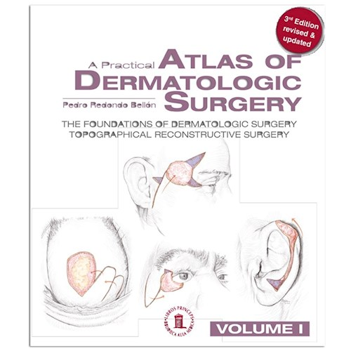 Papel A practical Atlas of Dermatologic Surgery, 2 VOLUMENES