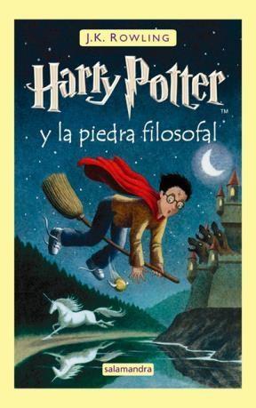 Papel Harry Potter  1 Y La Piedra Filosofal