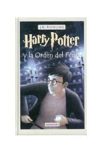 Papel Harry Potter 5 -  Y La Orden Del Fénix (Tapa Dura)