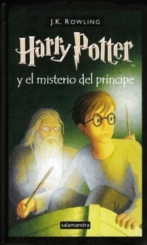 Papel Harry Potter 6 Y El Misterio Del Principe Tb