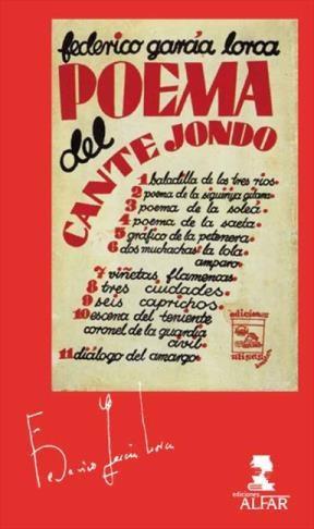 Poema Del Cante Jondo 9788478985012 Libros Seleccionados