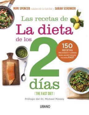 Papel Recetas De La Dieta De Los Dos Dias, Las