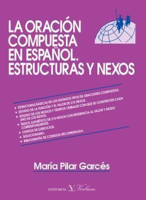 E-book La Oración Compuesta En Español