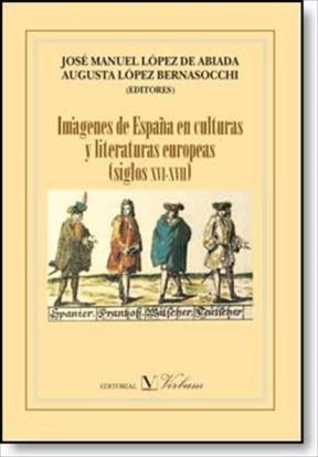 E-book Imágenes De España En Culturas Y Literaturas Europeas (Siglos Xvi-Xviii)