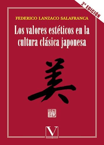 Libro Los Valores Esteticos En La Cultura Clasica Japo