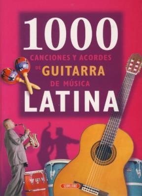 Papel 1000 Canciones Y Acordes De Guitarra De Musi