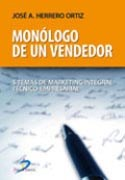 Libro Monologo De Un Vendedor