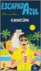 Libro Cancun  Escapada Azul