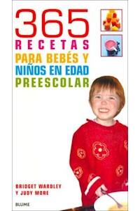 Papel 365 Recetas Para Bebés Y Niños En Edad Preescolar