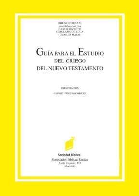 E-book Guía Para El Estudio Del Griego Del Nuevo Testamento