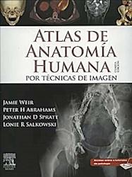 Papel Atlas De Anatomia Humana Por Tecnicas De Imagen