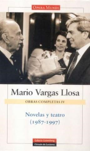Papel OBRAS COMPLETAS IV (VARGAS LLOSA)