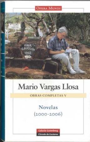 Papel OBRAS COMPLETAS V (VARGAS LLOSA)