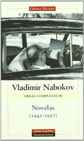 Papel OBRAS COMPLETAS III NOVELAS (1941-1957)
