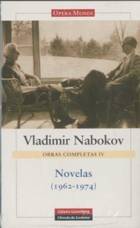 Papel OBRAS COMPLETAS IV NOVELAS (1962-1974)