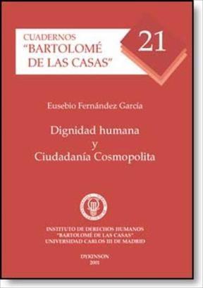 E-book Dignidad Humana Y Ciudadanía Cosmopolita