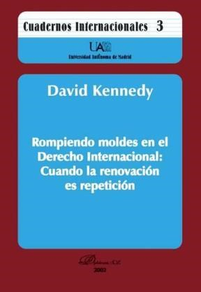 E-book Rompiendo Moldes En El Derecho Internacional