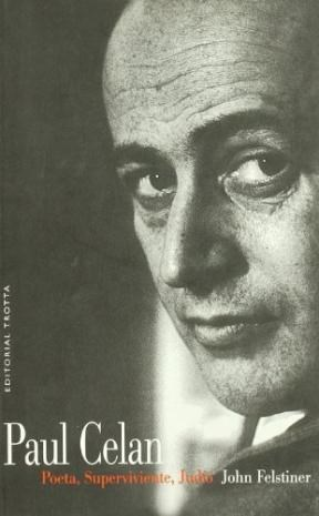 Papel PAUL CELAN POETA, SUPERVIVIENTE, JUDIO