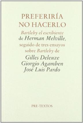 Papel PREFERIRIA NO HACERLO
