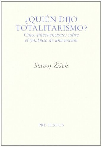 Papel Quien Dijo Totalitarismo